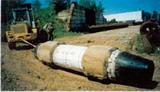 Уплотняющие коврики под кольцевые утяжелители и чугунные грузы из скального листа УКСЛ УТК ЧГ
