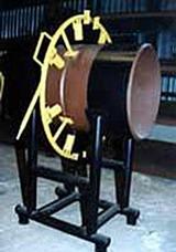 Подогреватели стыков труб ПСТ